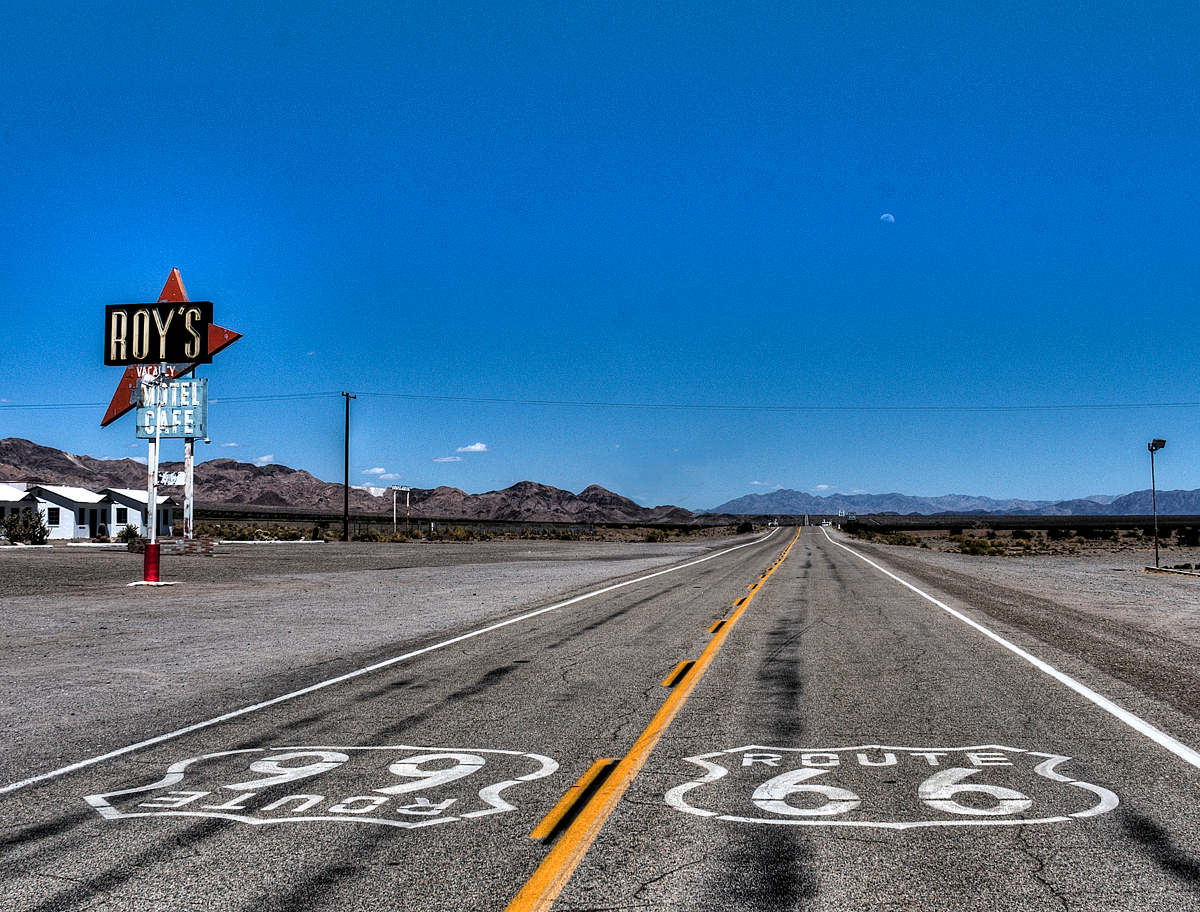 "If You Drive Down a Stretch of Route 66, the Road Will Play ""America the Beautiful"" (Open Culture)"