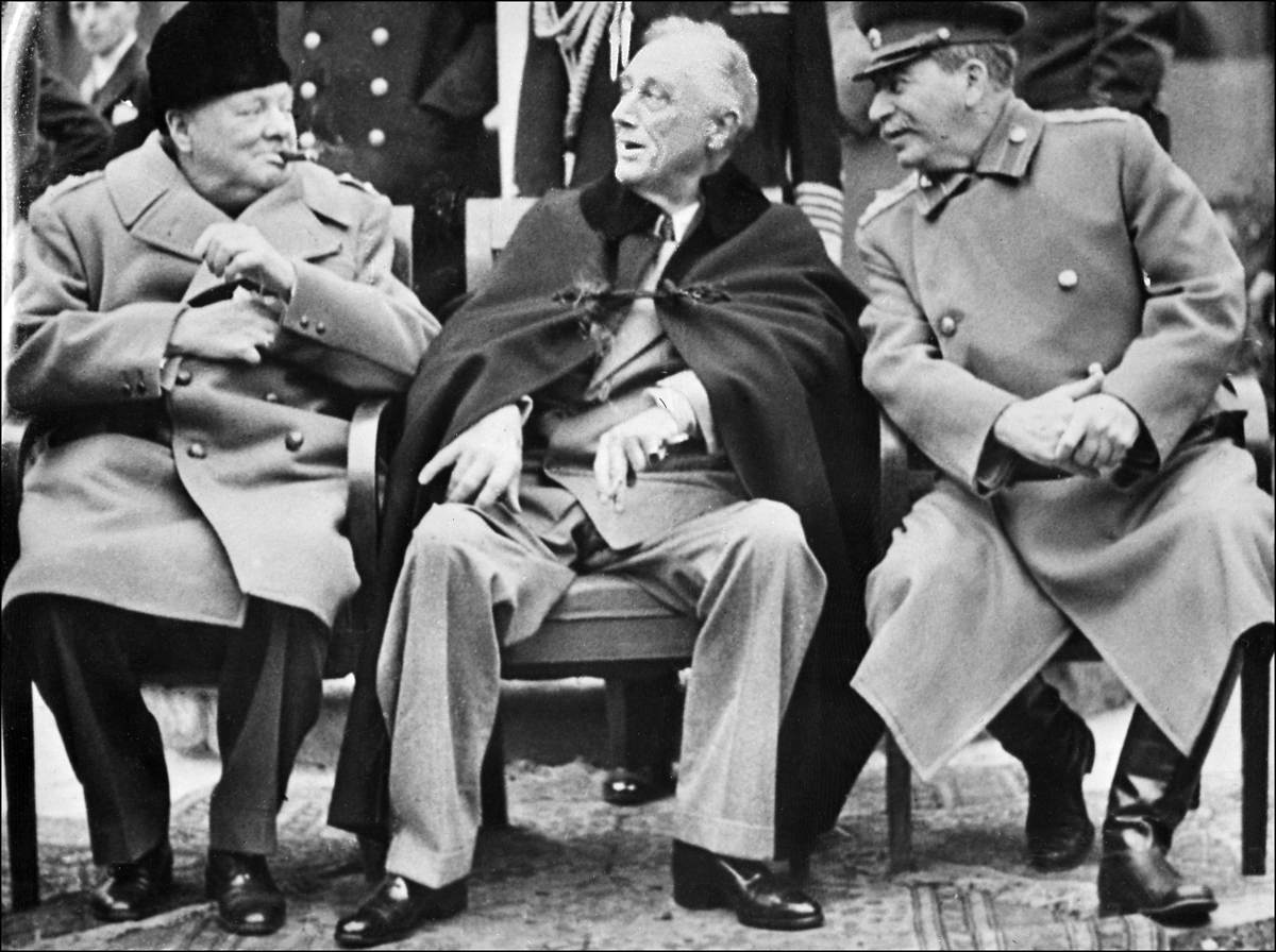 Lessons in negotiation from Stalin at Yalta (Abe Winter)