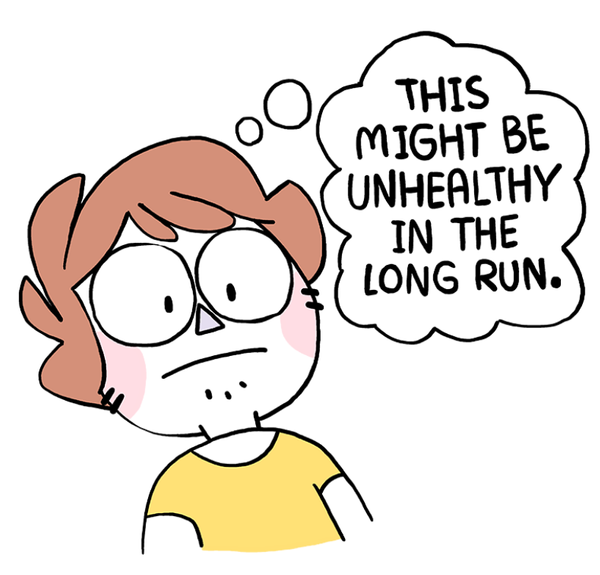 About negative feelings... (Owlturd)
